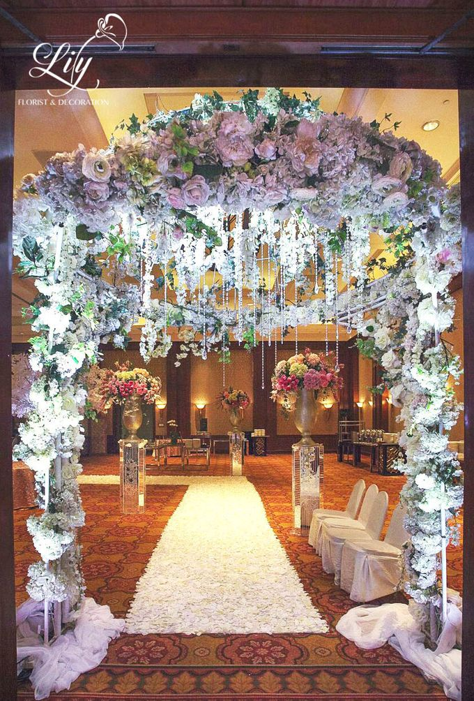 Sanjit decoration by Lily Florist & Decoration - 006