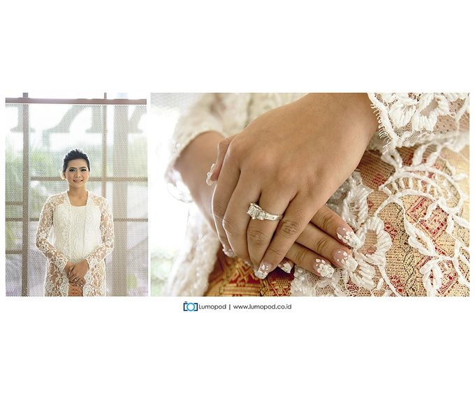 Wedding Nails by Ten Tips Nail Studio - 011