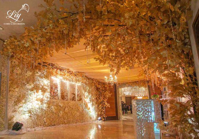 Royal Wedding of Alfin & Angel Grand Hyatt by Lily Florist & Decoration - 003