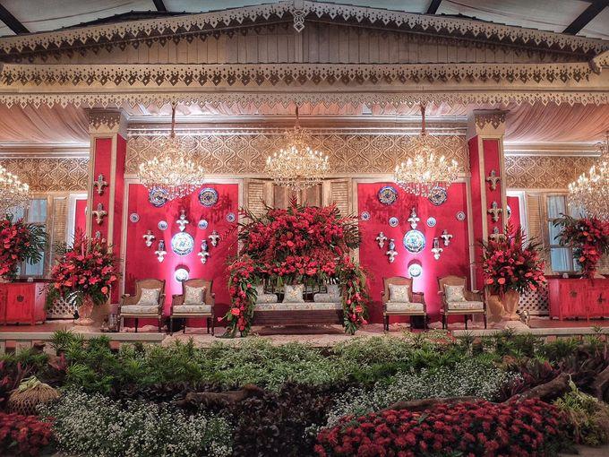 Segara Ballroom & Garden 1 by The Dharmawangsa Jakarta - 003