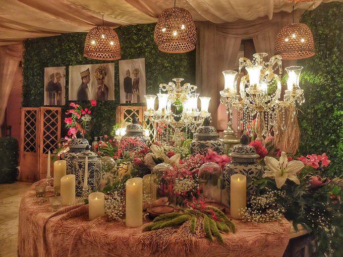 Segara Ballroom & Garden 1 by The Dharmawangsa Jakarta - 004