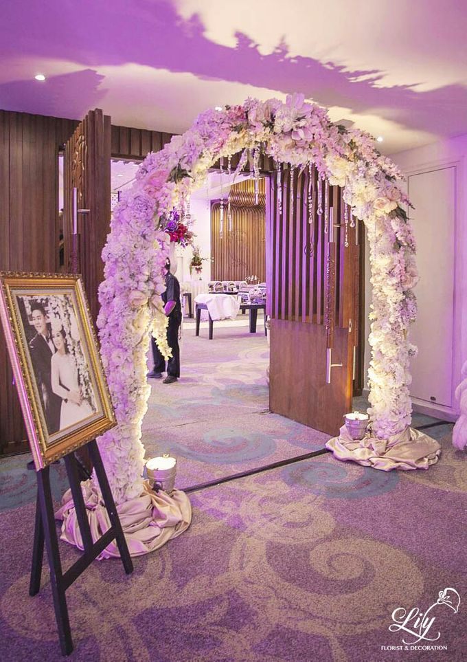 Dian & Anderson Wedding by Lily Florist & Decoration - 007
