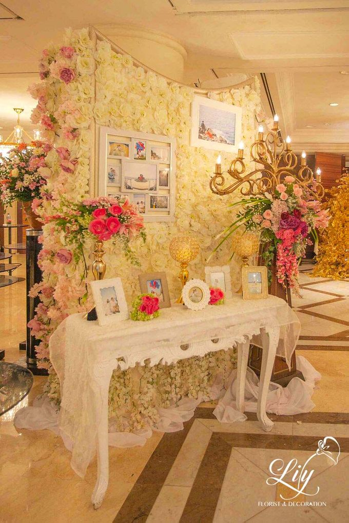 Royal Wedding of Alfin & Angel Grand Hyatt by Lily Florist & Decoration - 007