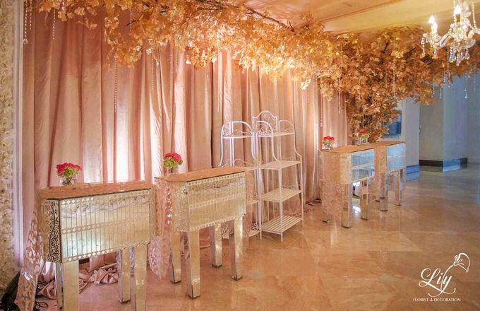 Royal Wedding of Alfin & Angel Grand Hyatt by Lily Florist & Decoration - 009