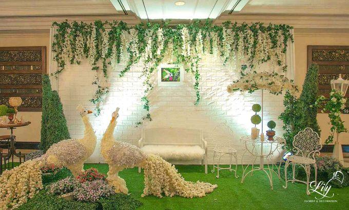 Royal Wedding of Alfin & Angel Grand Hyatt by Lily Florist & Decoration - 004