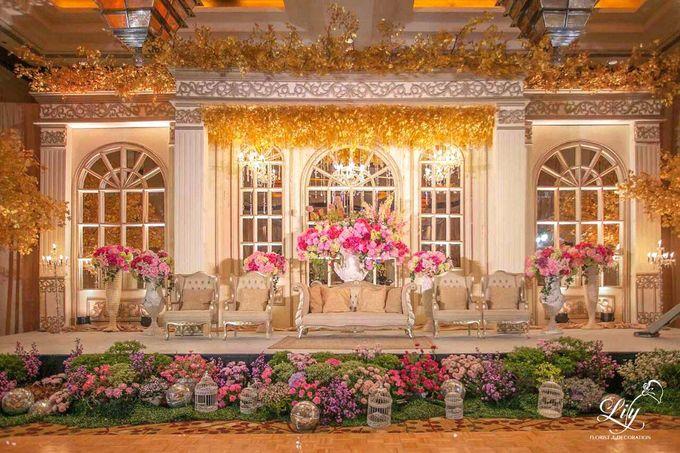 Royal Wedding of Alfin & Angel Grand Hyatt by Lily Florist & Decoration - 010