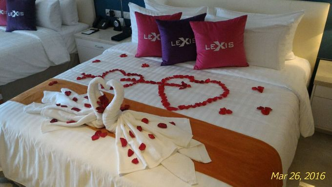 Special Room Decorations by Lexis Suites Penang - 006