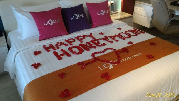 Special Room Decorations by Lexis Suites Penang - 012