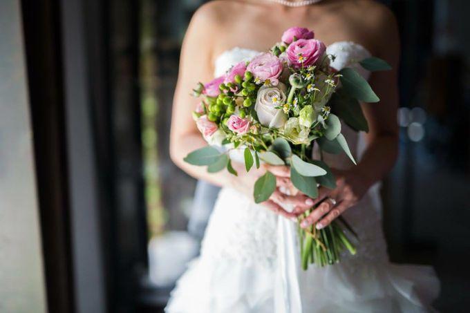 Bridal Bouquets by Ever & Blue Floral Design - 006