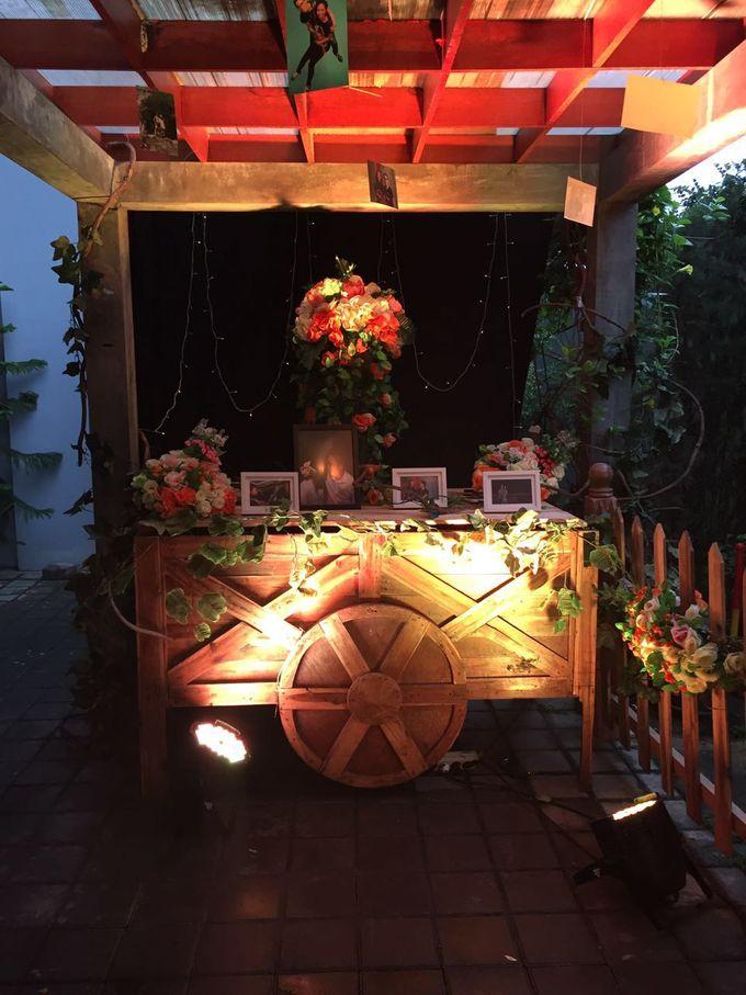 Naldo & Frida Wedding by Evlin Decoration - 001