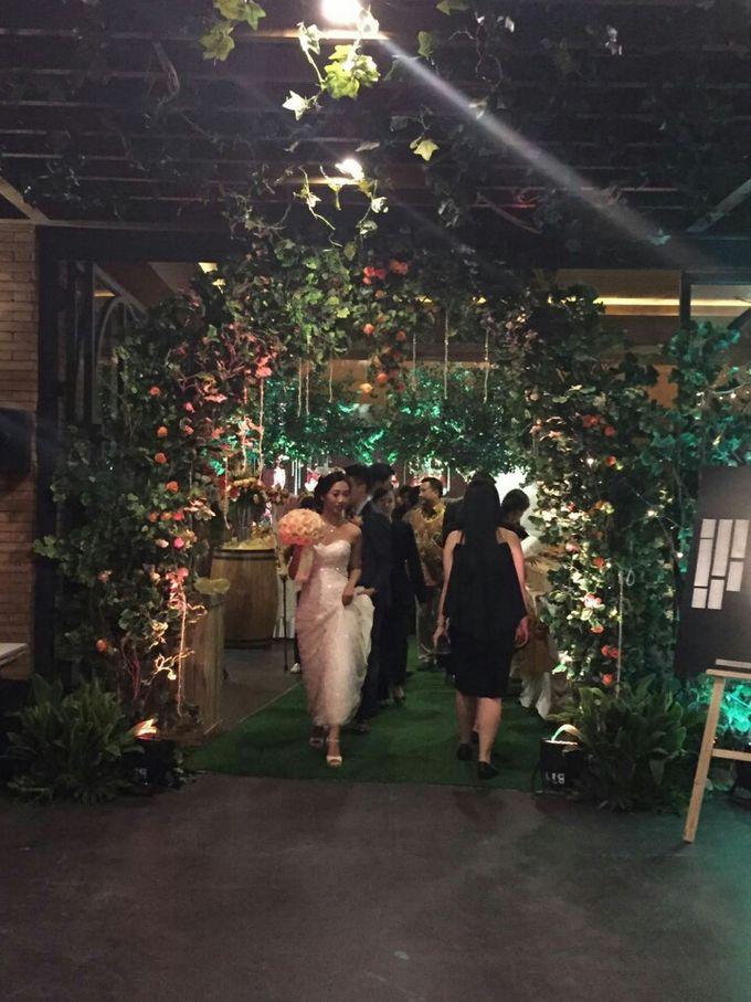Naldo & Frida Wedding by Evlin Decoration - 006