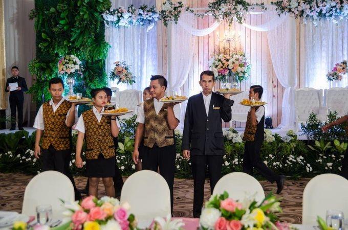 Wedding Hasnan & Dhea by Millennium Hotel Sirih Jakarta - 011
