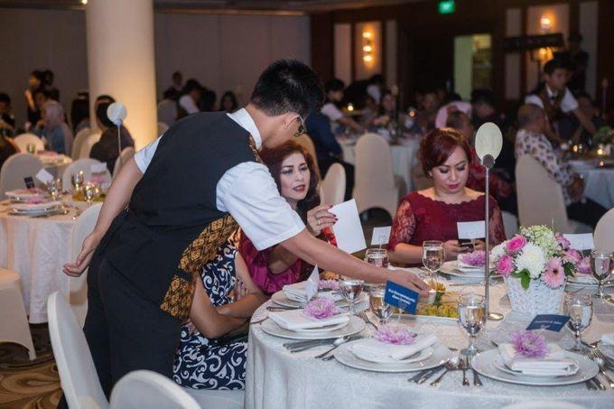 Wedding Hasnan & Dhea by Millennium Hotel Sirih Jakarta - 010