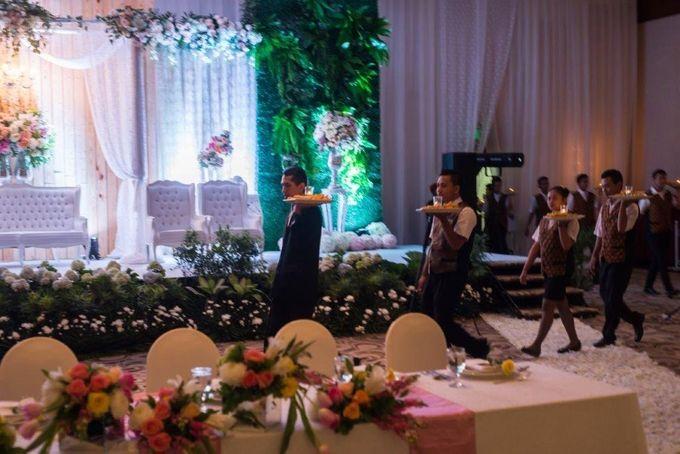 Wedding Hasnan & Dhea by Millennium Hotel Sirih Jakarta - 008
