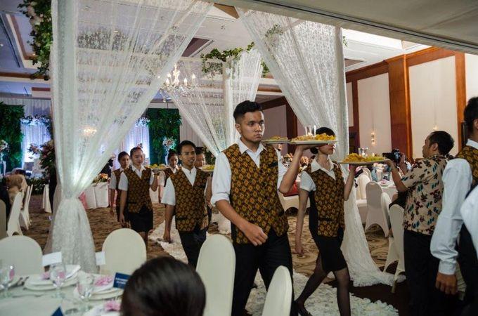 Wedding Hasnan & Dhea by Millennium Hotel Sirih Jakarta - 007