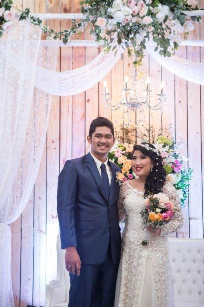 Wedding Hasnan & Dhea by Millennium Hotel Sirih Jakarta - 005