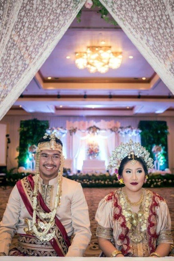 Wedding Hasnan & Dhea by Millennium Hotel Sirih Jakarta - 004