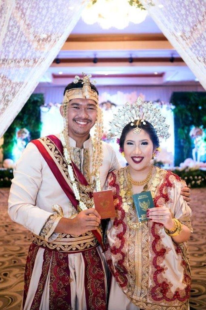 Wedding Hasnan & Dhea by Millennium Hotel Sirih Jakarta - 001