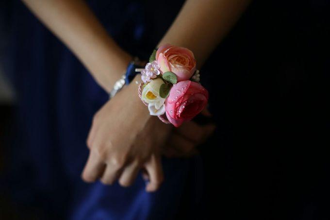 Boutonniere & Corsage by Primrose Floral Design - 040