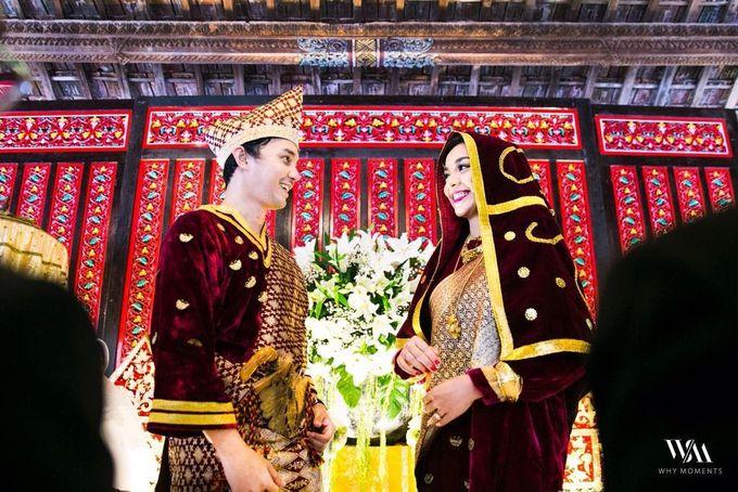 Tika & Dimas by Adhyakti Wedding Planner & Organizer - 008