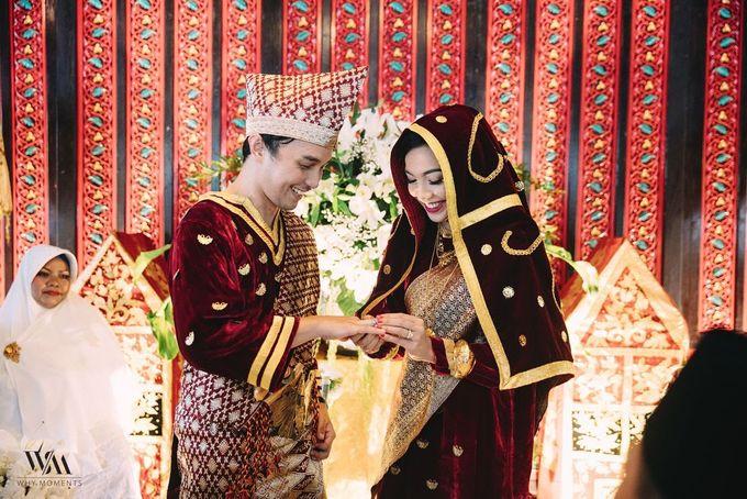 Tika & Dimas by Adhyakti Wedding Planner & Organizer - 009