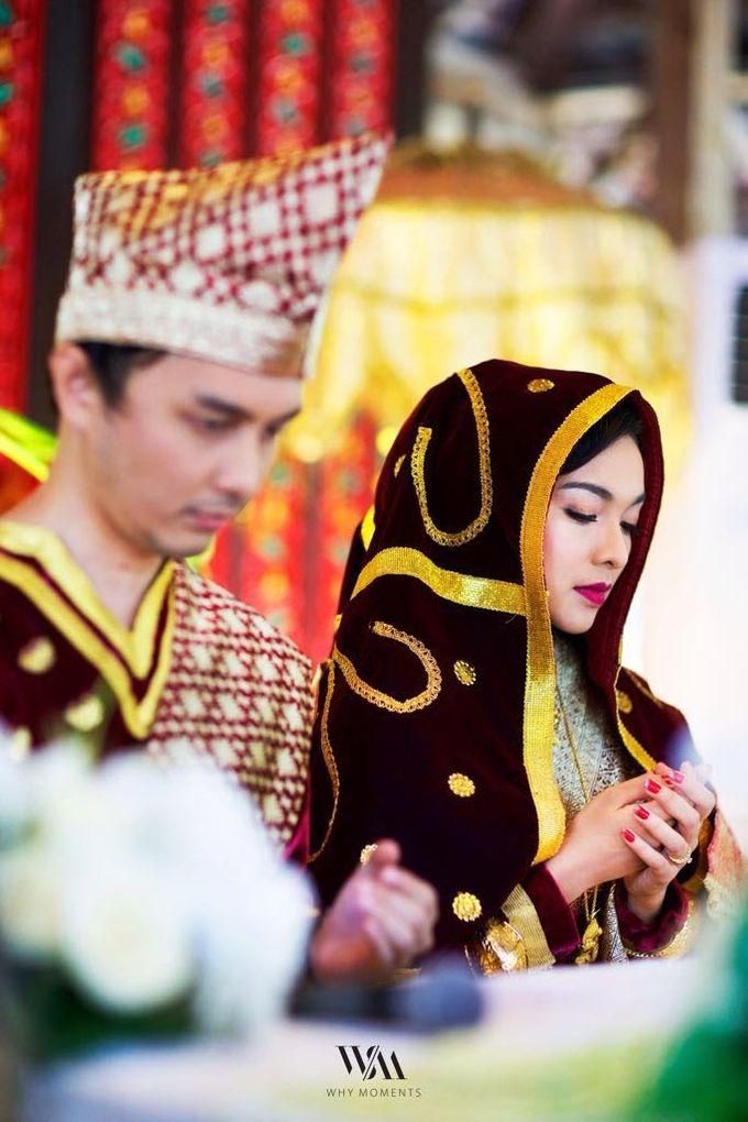 Tika & Dimas by Adhyakti Wedding Planner & Organizer - 012