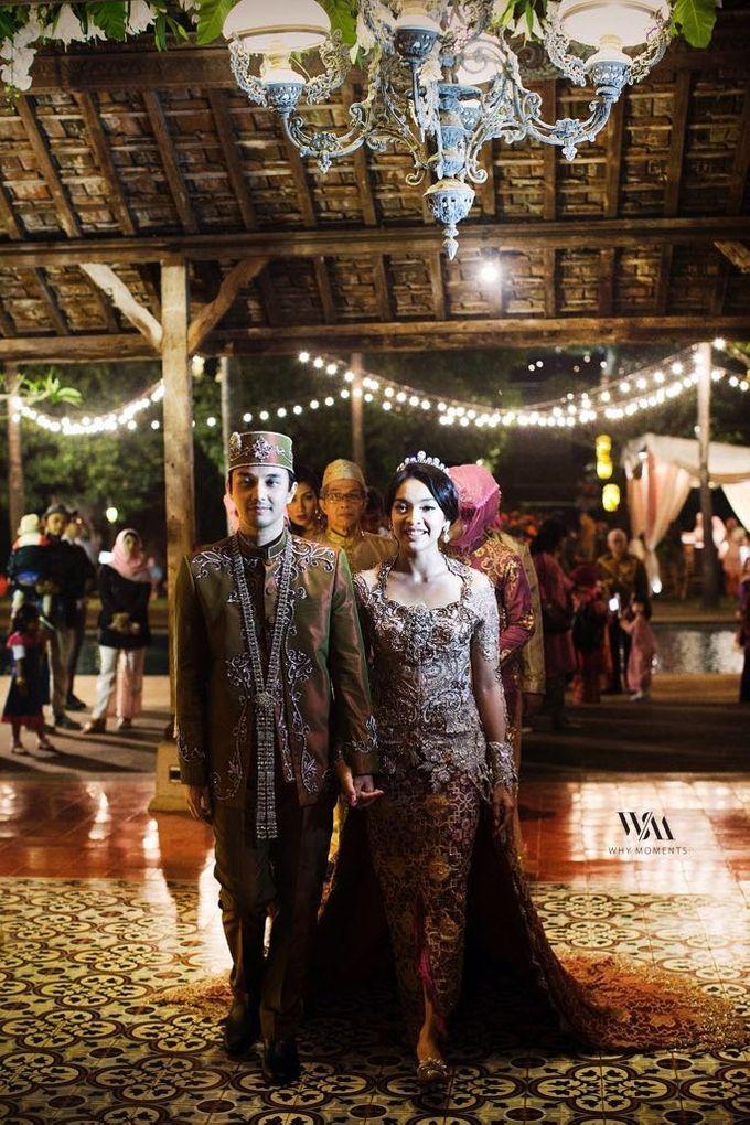 Tika & Dimas by Adhyakti Wedding Planner & Organizer - 014