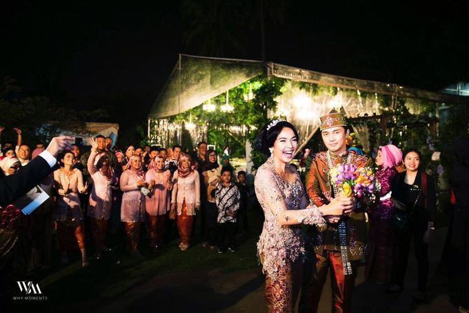 Tika & Dimas by Adhyakti Wedding Planner & Organizer - 015