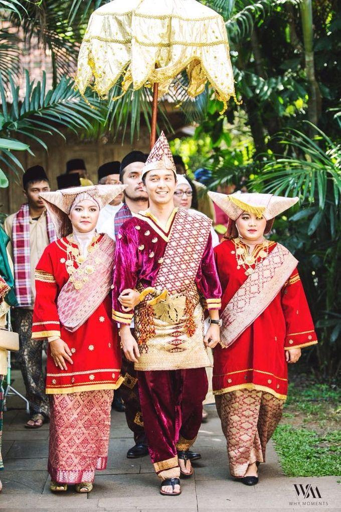 Tika & Dimas by Adhyakti Wedding Planner & Organizer - 013