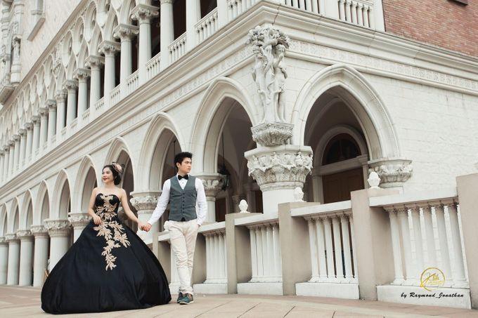 Prewedding Gown by N Glam Bridal - 002