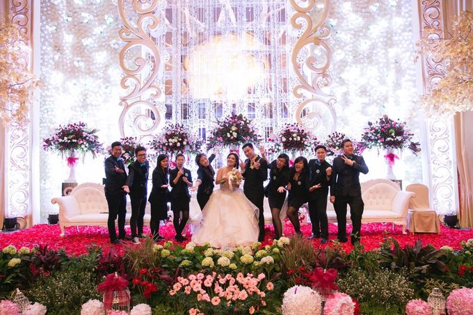 The Wedding of Steven & Juliana by WedConcept Wedding Planner & Organizer - 007