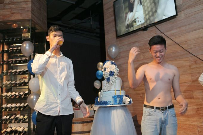 The Sweet Seventeen Dinner of Fione by LaVeto production - 004
