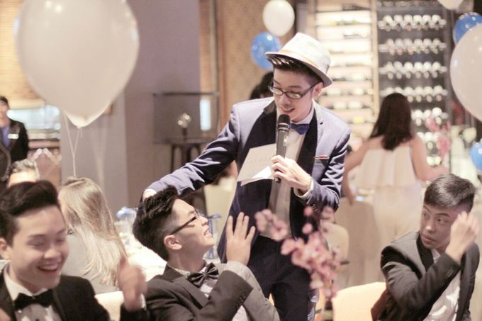 The Sweet Seventeen Dinner of Fione by 1994 Decoration - 003