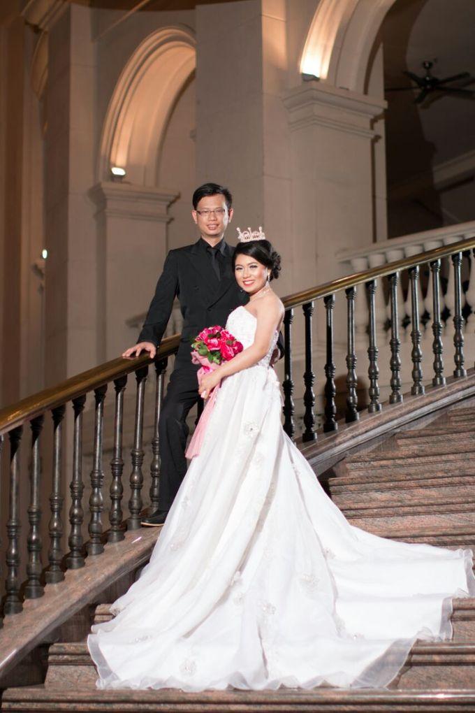 Prewedding Gown by N Glam Bridal - 003