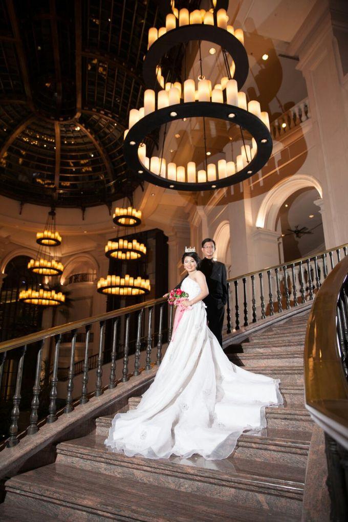 Prewedding Gown by N Glam Bridal - 005