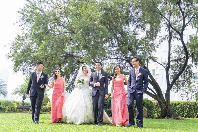 The Wedding of David & Tya by WedConcept Wedding Planner & Organizer - 003