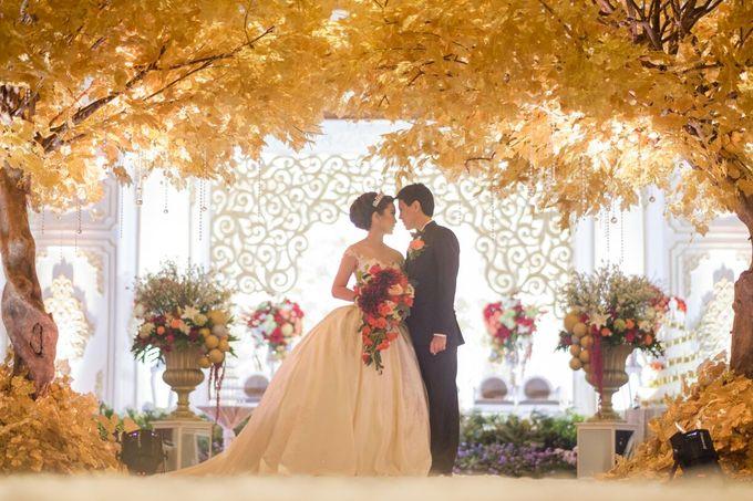 The Wedding of David & Tya by WedConcept Wedding Planner & Organizer - 005