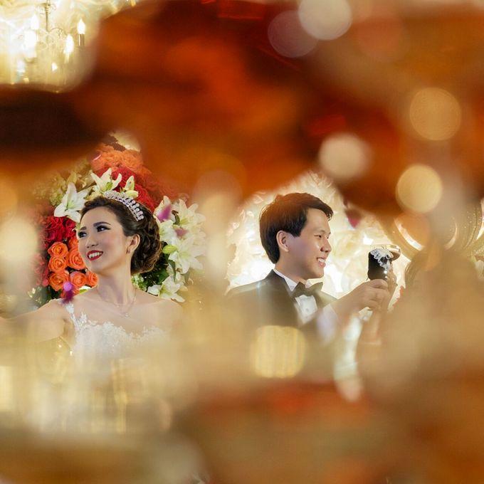 The Wedding of David & Tya by WedConcept Wedding Planner & Organizer - 006