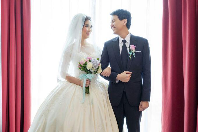 The Wedding of David & Tya by WedConcept Wedding Planner & Organizer - 008