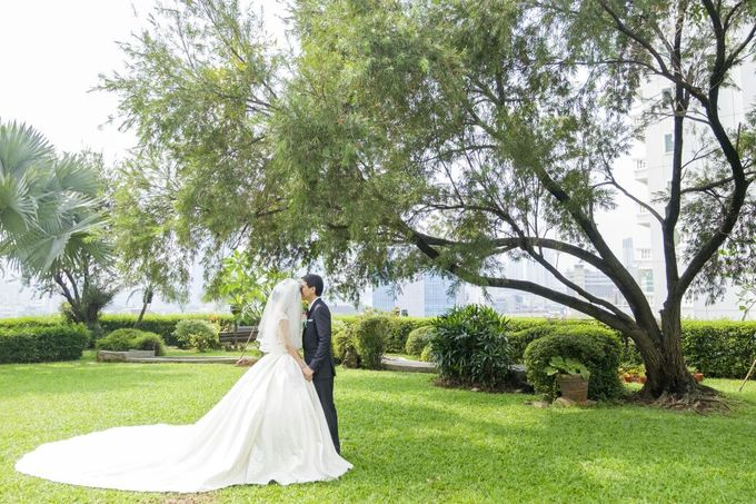 The Wedding of David & Tya by WedConcept Wedding Planner & Organizer - 009