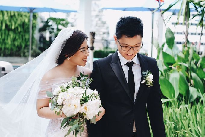 The Wedding of Ryan & Evi by WedConcept Wedding Planner & Organizer - 003