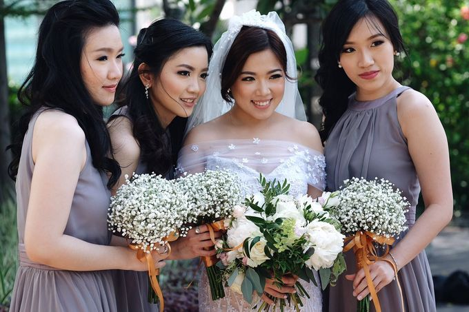 The Wedding of Ryan & Evi by WedConcept Wedding Planner & Organizer - 004