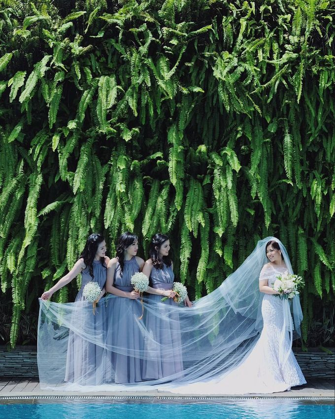 The Wedding of Ryan & Evi by WedConcept Wedding Planner & Organizer - 006