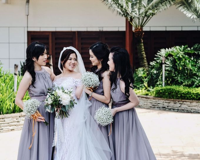 The Wedding of Ryan & Evi by WedConcept Wedding Planner & Organizer - 005