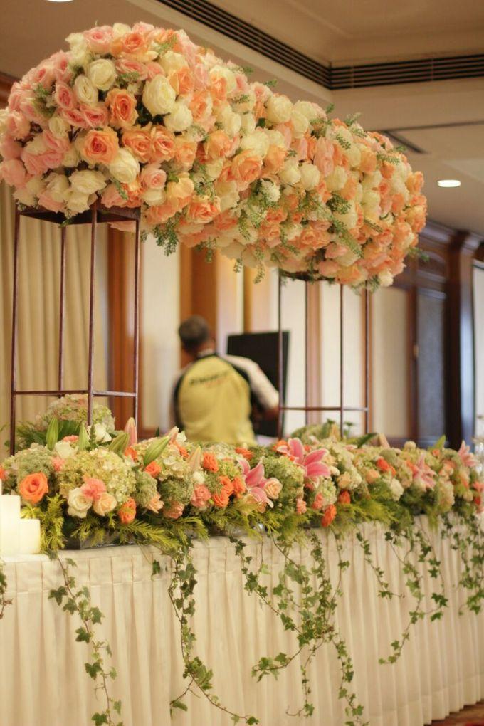 WEDDING DECORATION by MERCANTILE PENTHOUSE WEDDING - 001