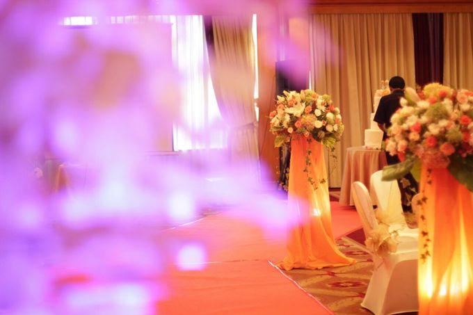WEDDING DECORATION by MERCANTILE PENTHOUSE WEDDING - 002