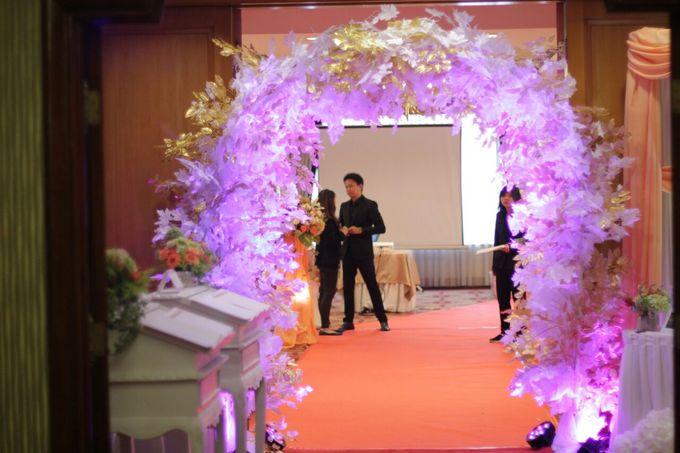 WEDDING DECORATION by MERCANTILE PENTHOUSE WEDDING - 003