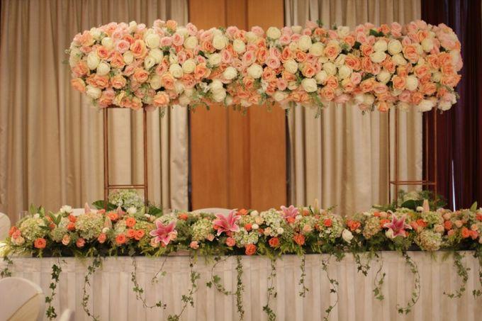 WEDDING DECORATION by MERCANTILE PENTHOUSE WEDDING - 004