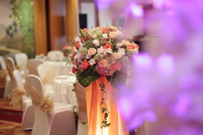 WEDDING DECORATION by MERCANTILE PENTHOUSE WEDDING - 008