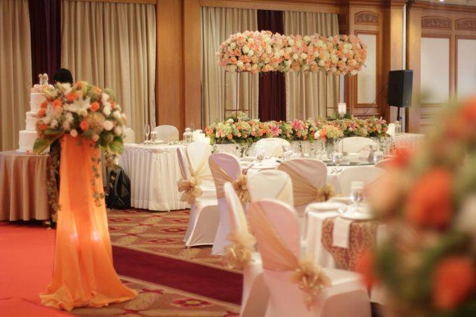 WEDDING DECORATION by MERCANTILE PENTHOUSE WEDDING - 009